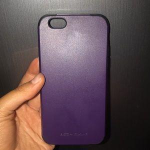 purple iphone 6 phone case